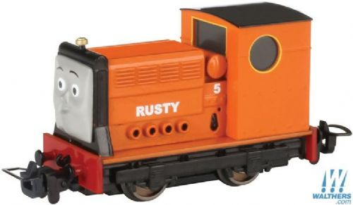 Bachmann US 58603 Narrow Gauge 0-4-2T - Standard DC - Thomas & Friends(TM) -- Skarloey Railway - Rus